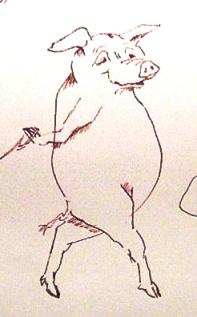 Pig 2 sketch