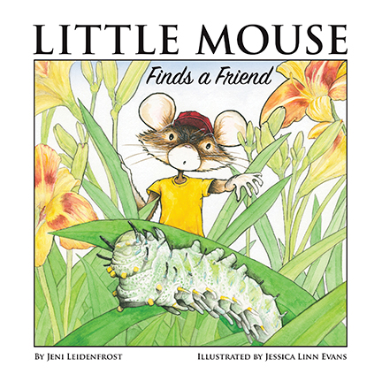 Little Mouse Finds a Friend cover White_SM