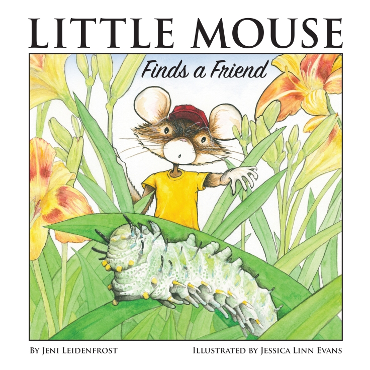 Little Mouse Cover