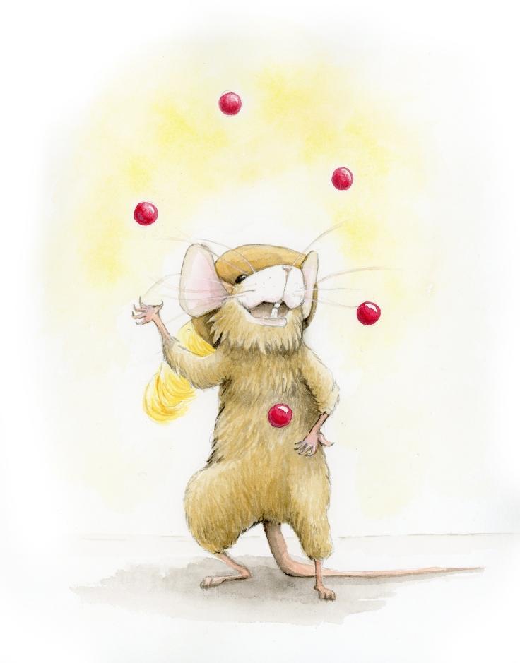 mouse juggler